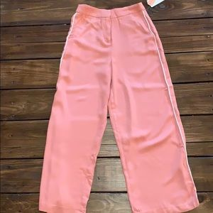 GB Piped Crop Pants